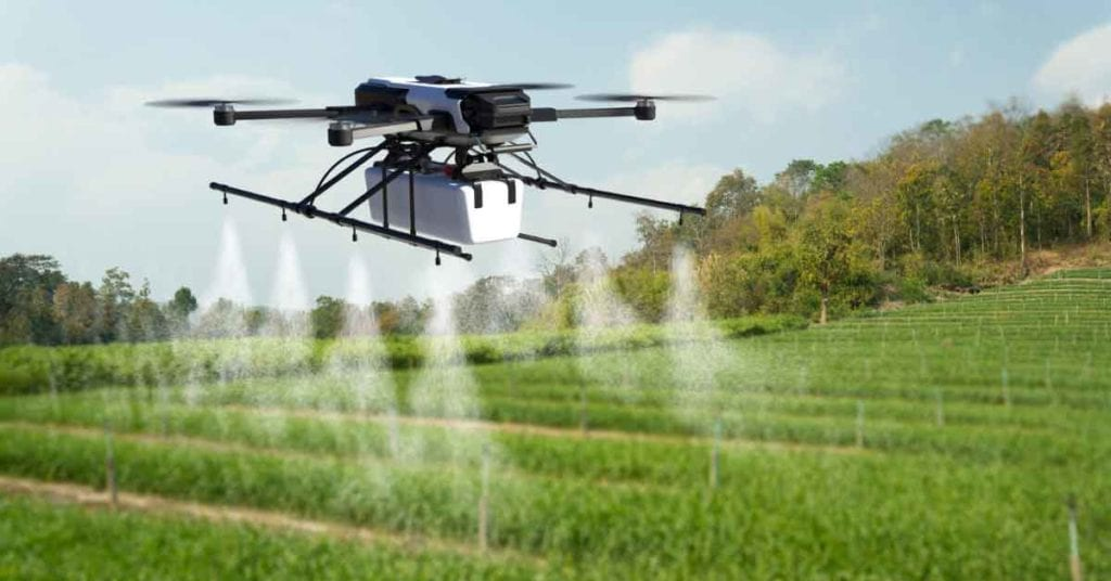 Drones and Agritech: A Pact of Great Interest
