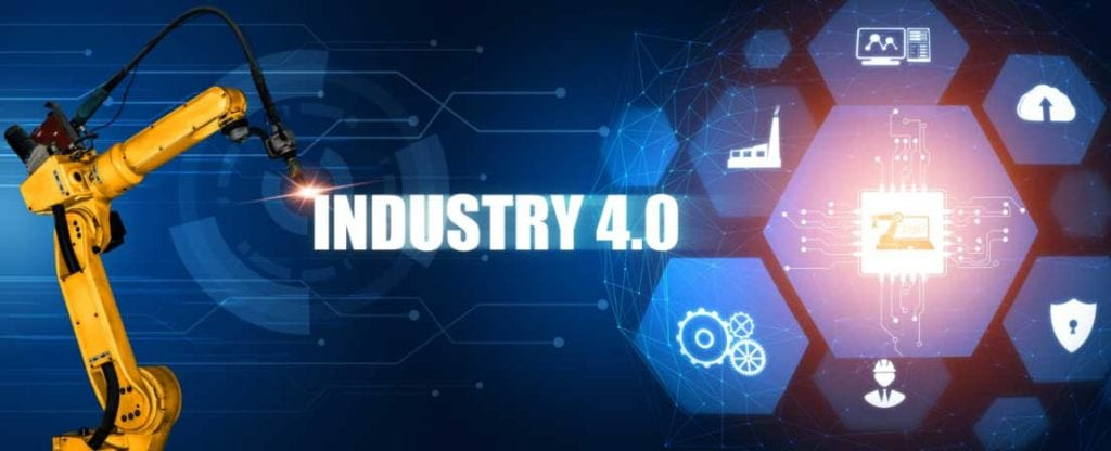 How Smart Manufacturing and IoT is Driving Force for Industry 4.0